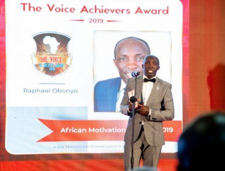 Voice Achievers Raphael Obonyo